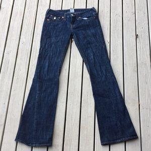 True Religion Joey Sz 29 flat pockets
